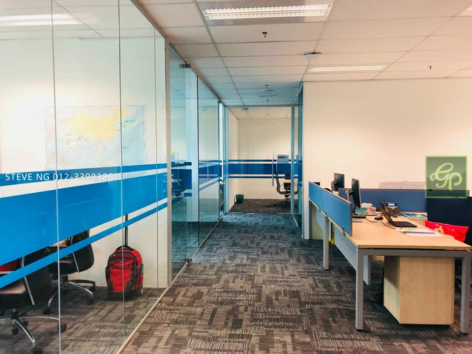 Q Sentral Office for Rent