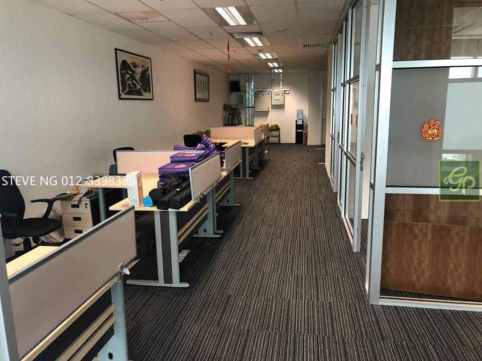 Q  Sentral office for Rent