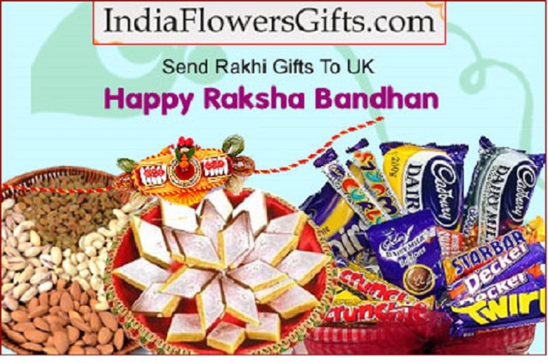 Enthrall your dear brother with mesmerizing Rakhi Gifts Online