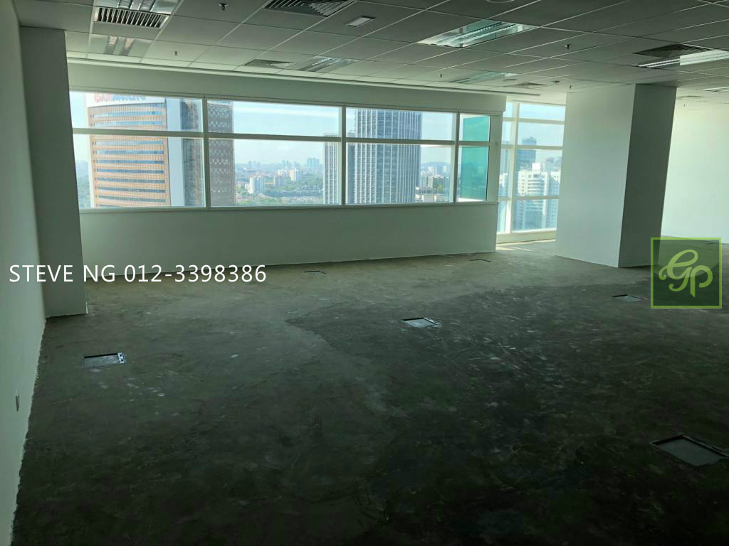 KL Sentral Q Sentral Office nearby MRT