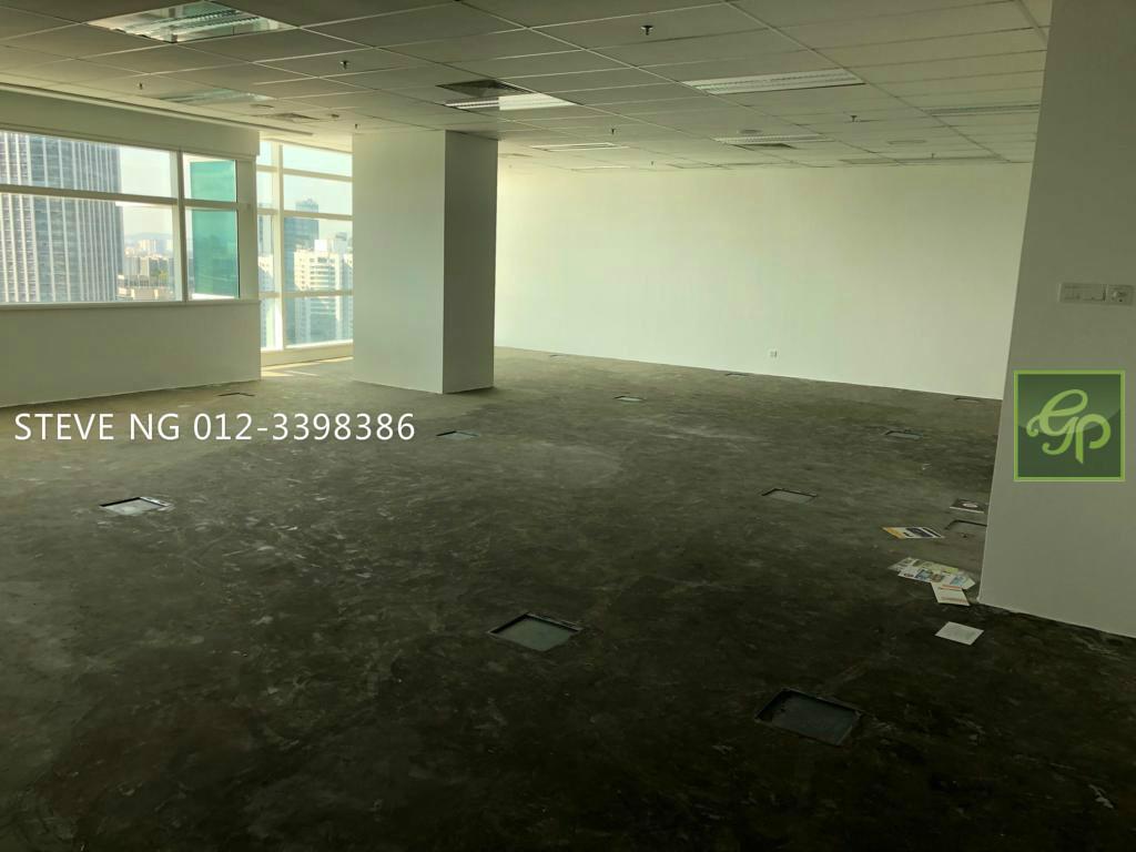 KL Sentral Q Sentral Office nearby MRT