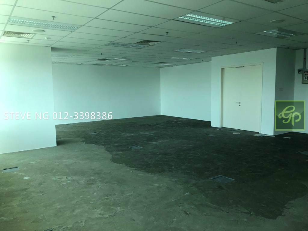 KL Sentral Q Sentral Office nearby KTM to Rent