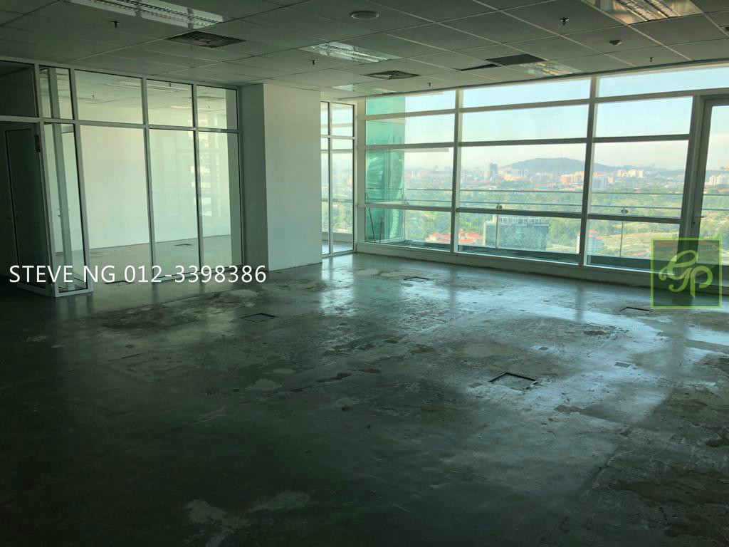 Q Sentral Office KL Sentral to Rent