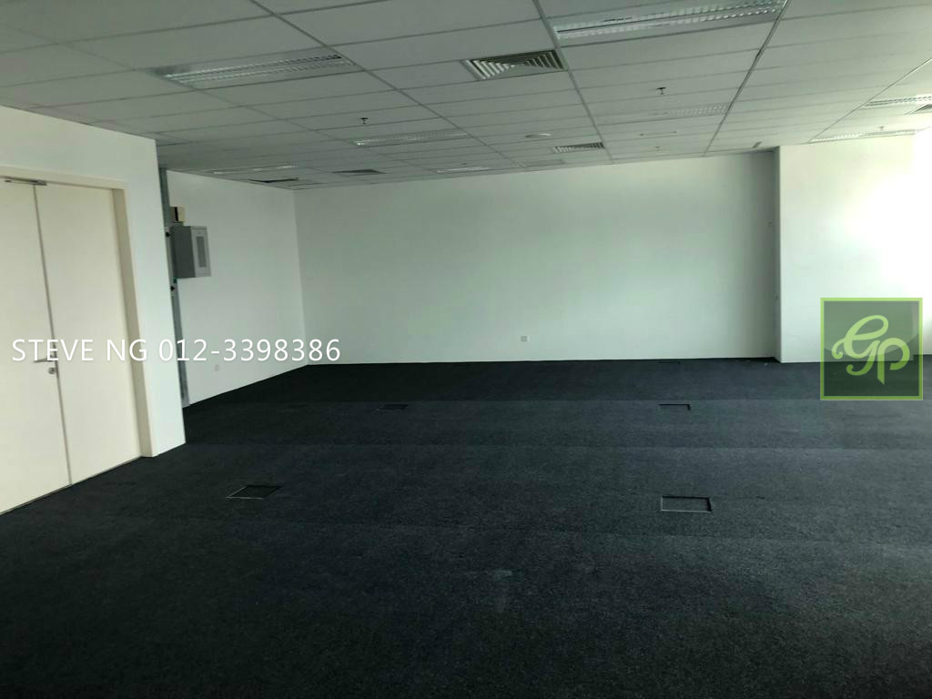 KL Sentral Q Sentral Office to Rent