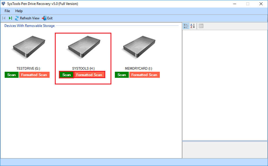 Most Efficient Way To Recover Formatted Data From Pen Drive