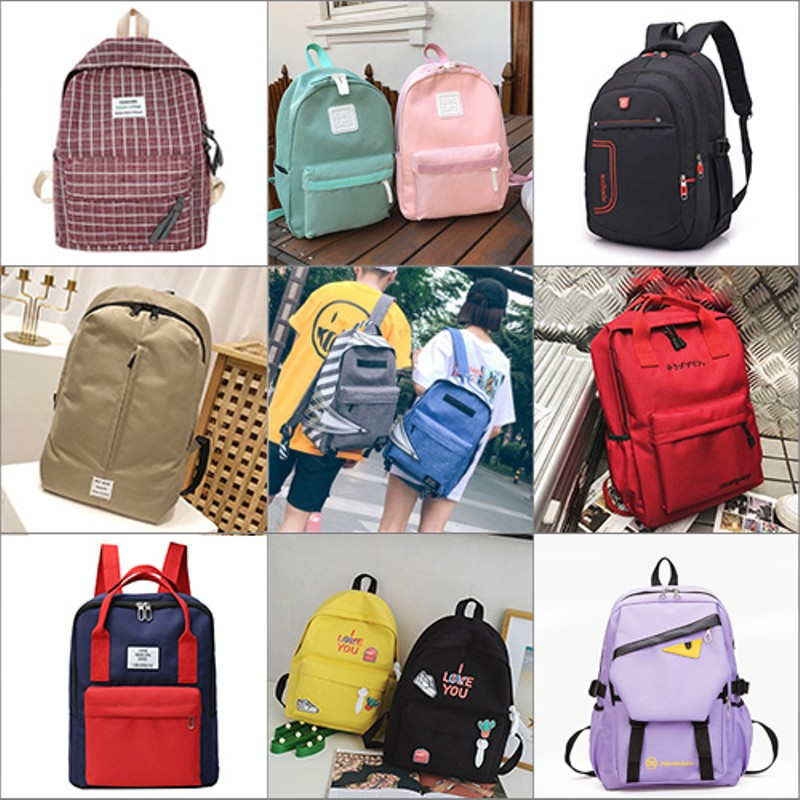 Backpack wholesale factory