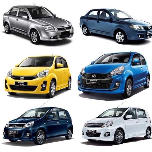 kereta sewa/ car rental