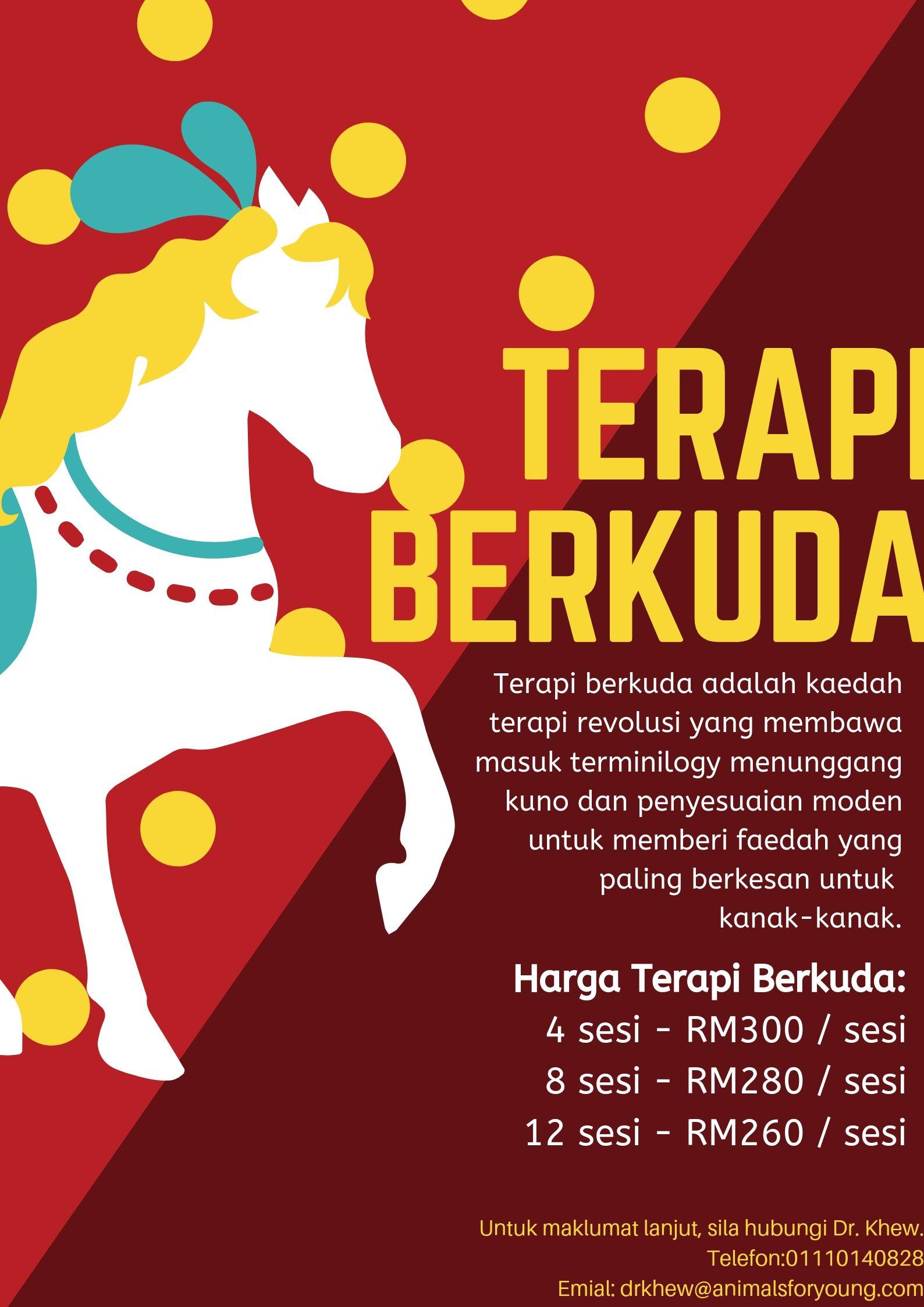 Terapi Berkuda Malaysia