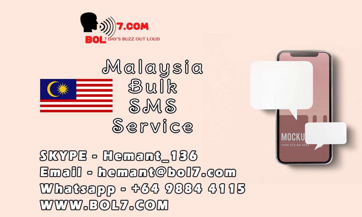 Bulk SMS Service | Malaysia