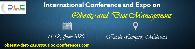 International conference and expo on obesity  and diet management