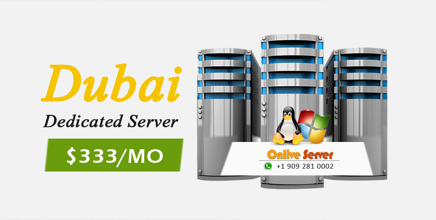 Dubai Dedicated Server – Onlive Server