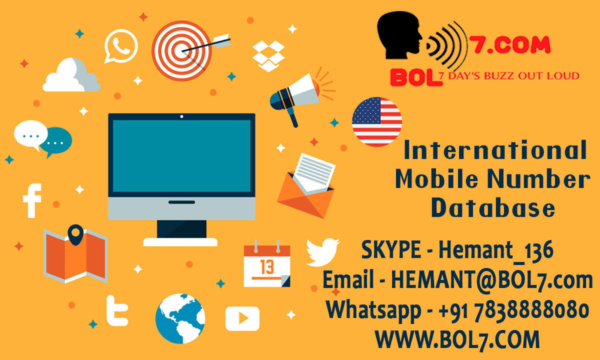Mobile Number Database in Malaysia