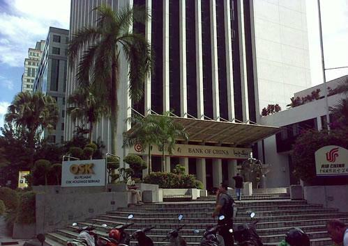 Plaza OSK Office For Rent