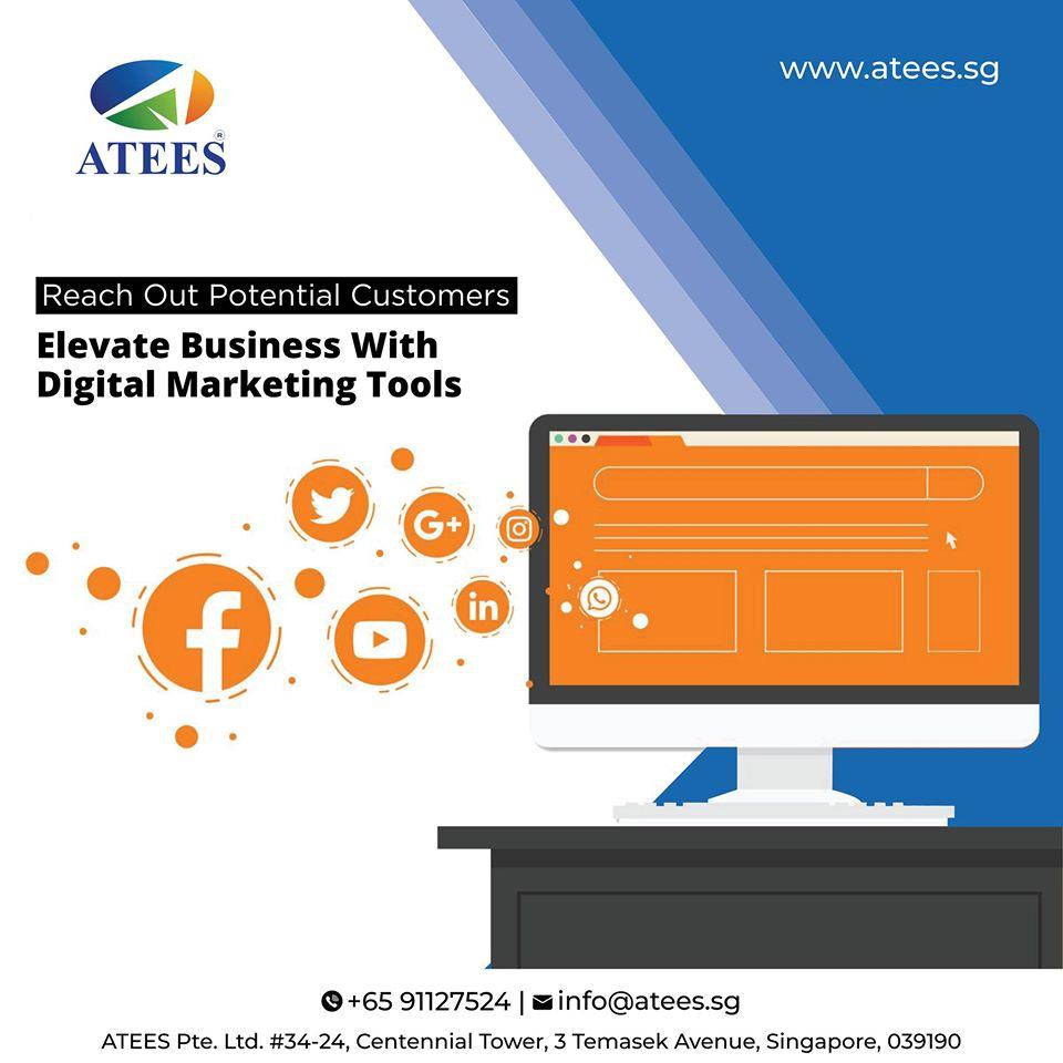 Digital Marketing Company in Singapore