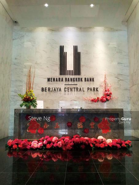 Menara Bangkok Bank @Berjaya Central Park