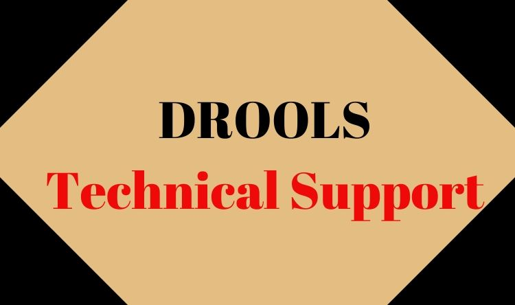 DROOLS  Project support