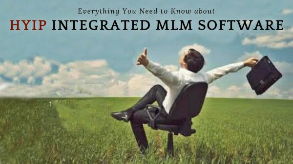 First Hyip Integrated MLM Software-MLM Software Malaysia