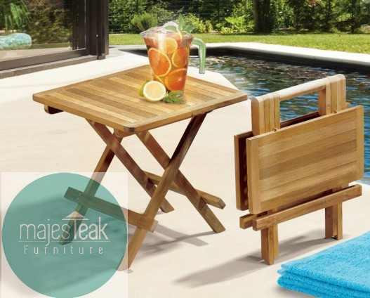 Outdoor Teak Picnic Table