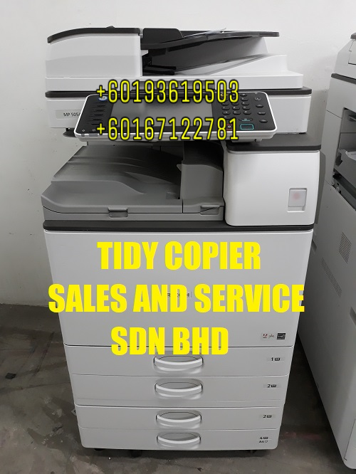 PHOTOCOPIER MACHINE MP 5054