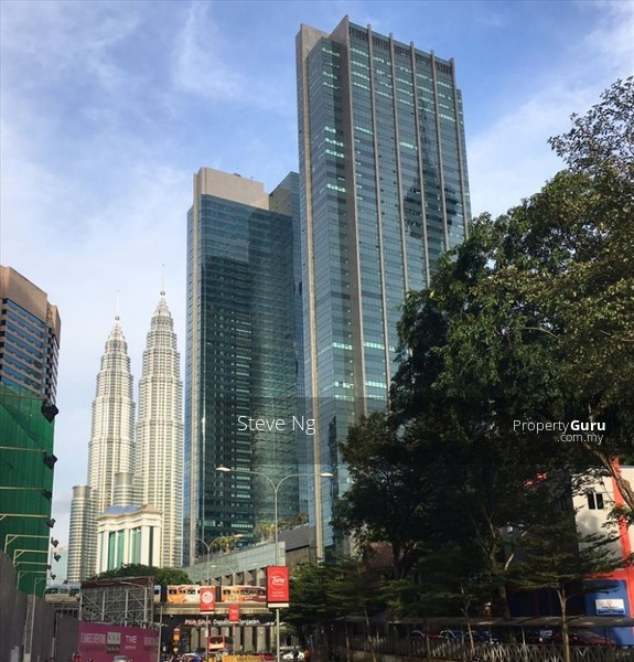 Menara Bangkok Bank @Berjaya Central Park Office For Rent