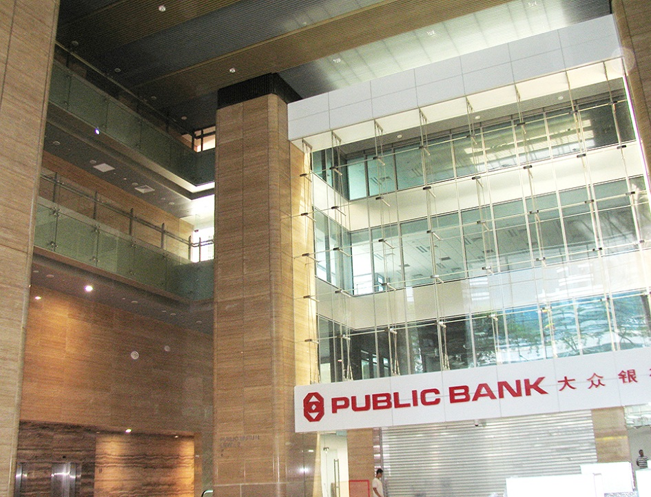 Menara Public Bank 2 office for rent