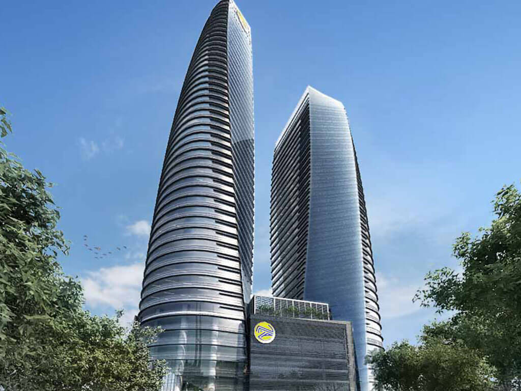 Naza Tower