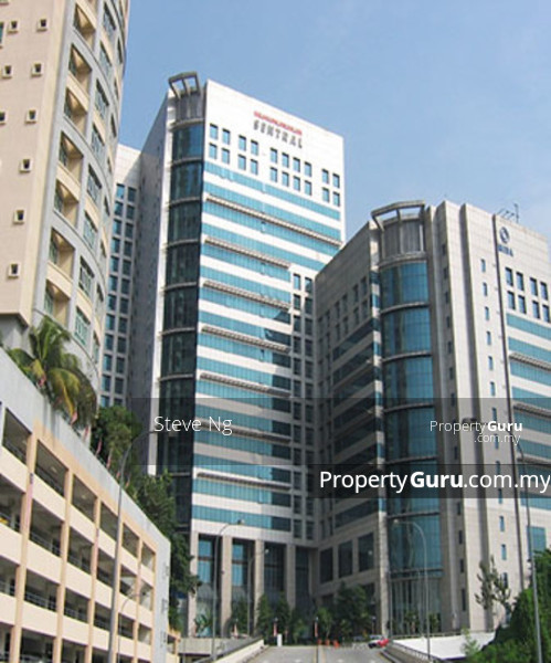 Plaza Sentral, KL Sentral office for rent
