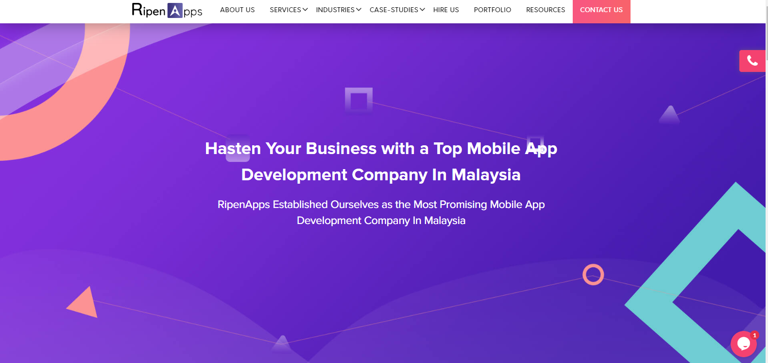 Mobile Apps Company in Malaysia