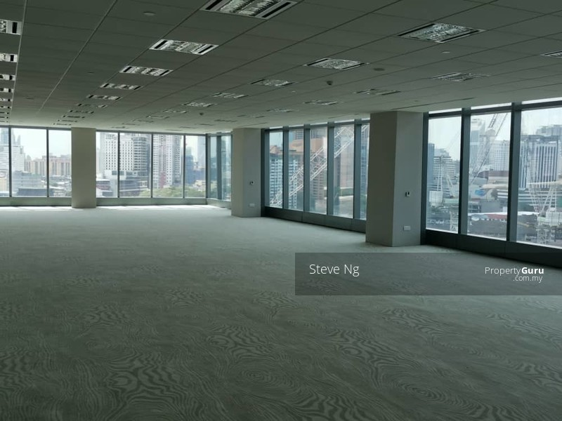 Tun Razak Exchange (TRX) office for rent