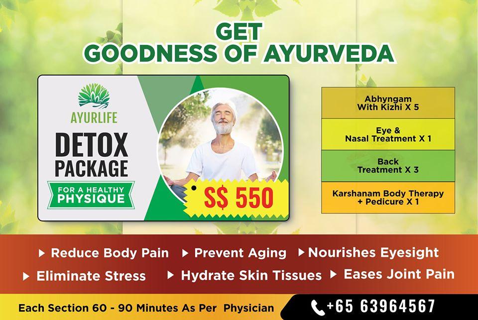 Indian Massage Therapist Singapore