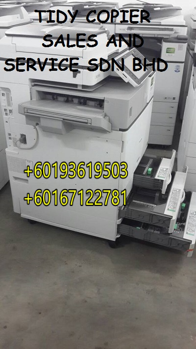 DIGITAL PHOTOCOPIER MACHINE MPC 4503