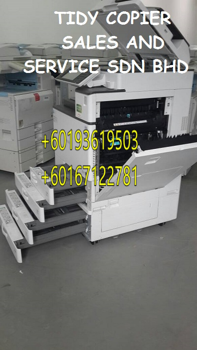 RICOH COLOR PHOTOCOPIER MPC 3003