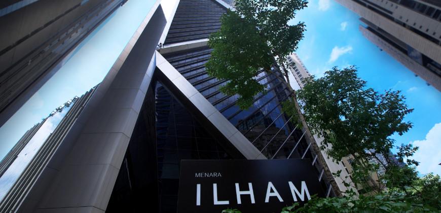Ilham Baru Tower office