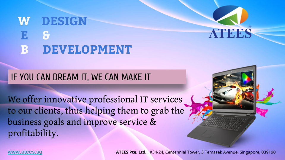 Website Design Company Singapore | Web Development Singapore
