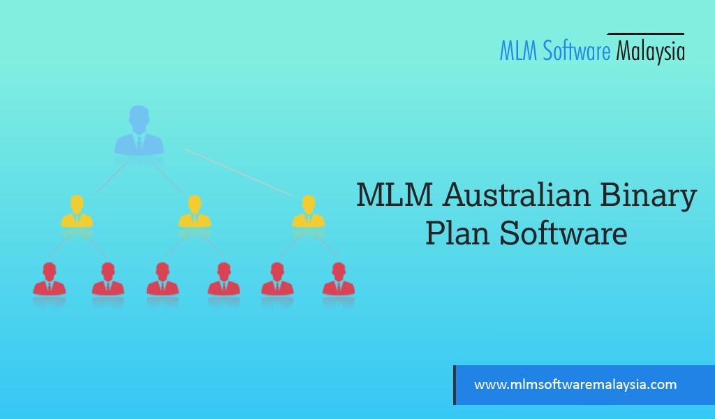 MLM Australian Binary Plan Software-MLM Software Malaysia