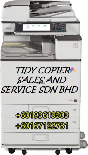 DIGITAL PHOTOCOPIER MACHINE MPC 5503A