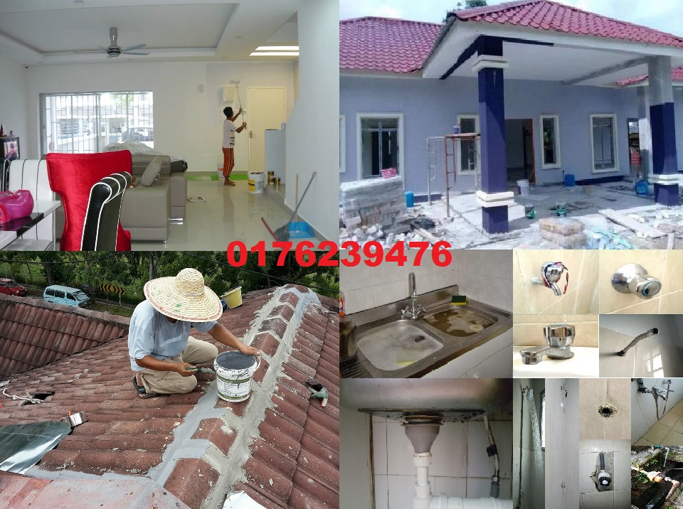 HOUSE RENOVATION & PLUMBING TAMAN MELATI