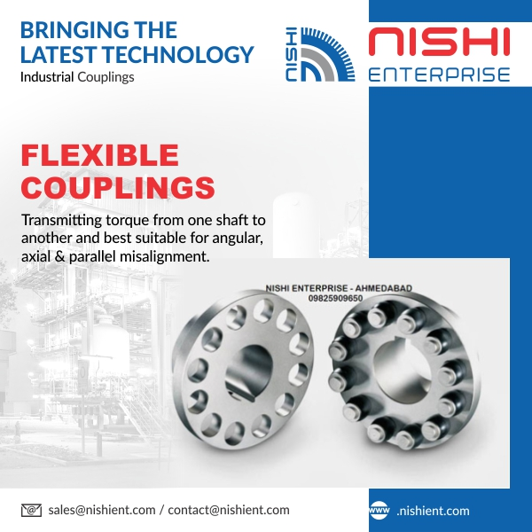 Flexible Coupling Manufacturers and Suppliers in Malaysia