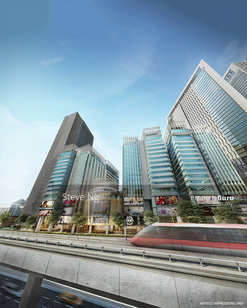 Strata Office Suites@ KL Ecocity