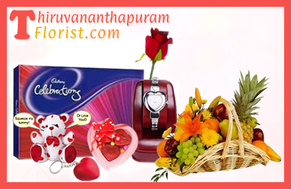 Shop Mesmerizing Flowers for Loved Ones in Thiruvananthapuram at Low Price