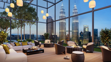 Aria Luxury Residence
