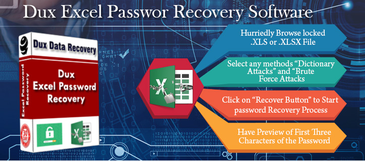 How to Recover excel password