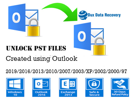 best pst password recovery