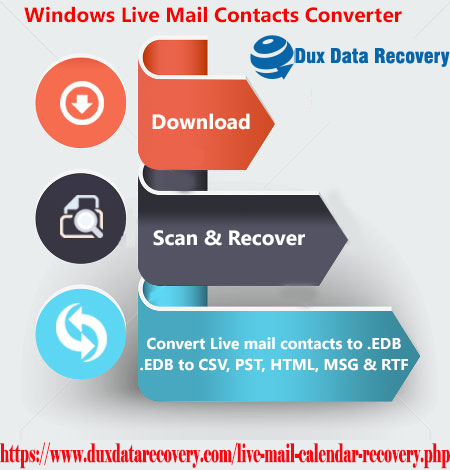 Convert live mail to PST