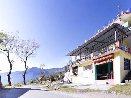 Best lodge in chamoli