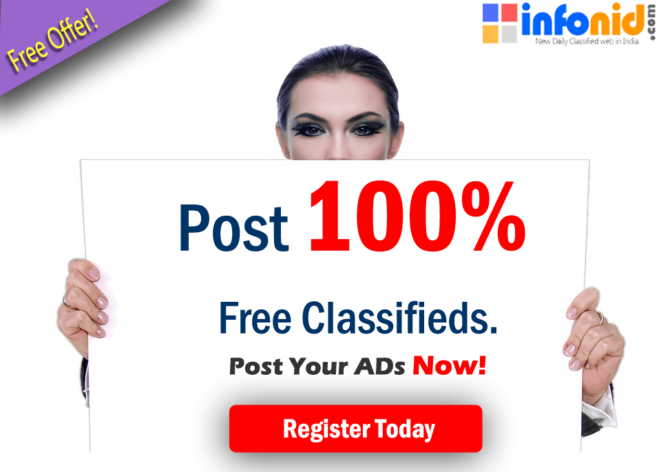 infonid.com – Free Global Classified Ads Posting Site