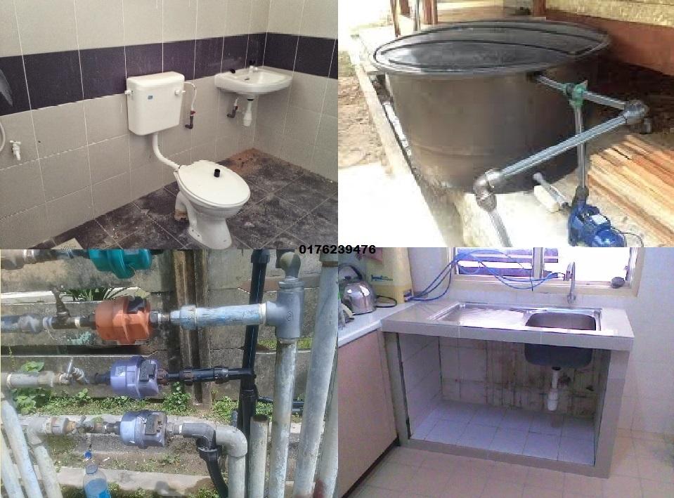 tukang paip plumber 0176239476 taman ibukota