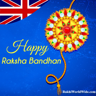 Send Rakhi Online to UK and Celebrate Raksha Bandhan- Cheap Price, Guaranteed Delivery in 2-3 Days