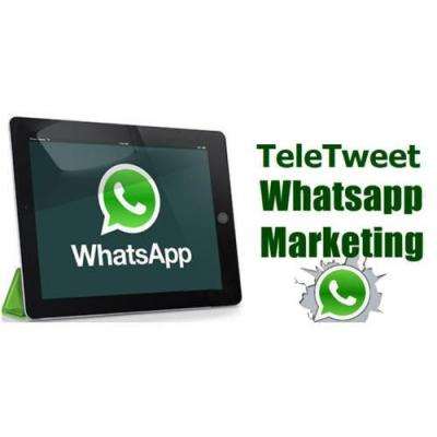 Promotional whatsapp