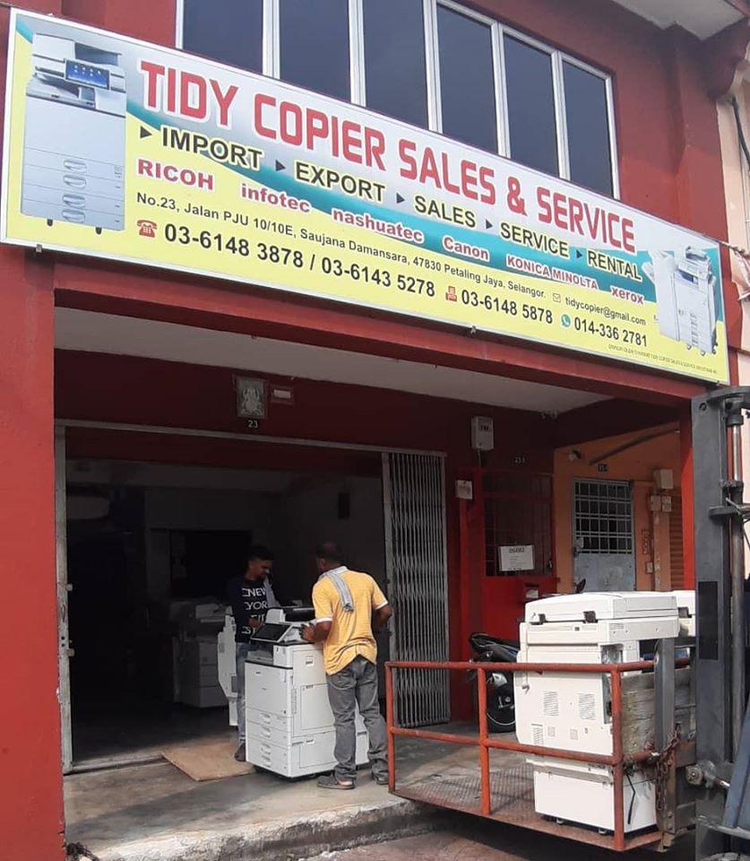 Tidy Copier